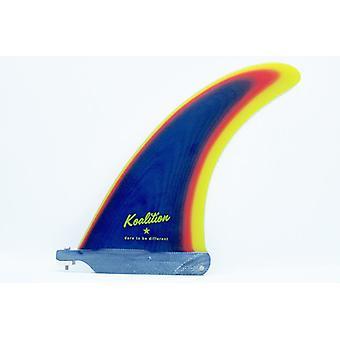 "Koalition california classic 8.5"" arc-en-ciel bleu/jaune"