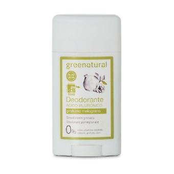 Déodorant acide hyaluronique Grenade 50 ml de gel