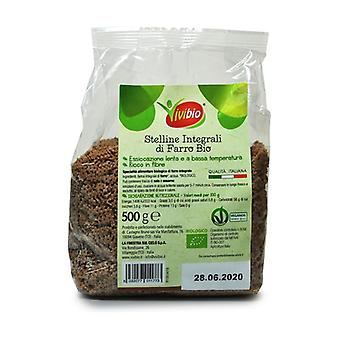 Whole wheat spelled stars 500 g