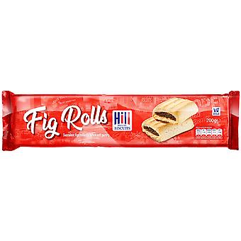 Hill Biscuits Fig Rolls