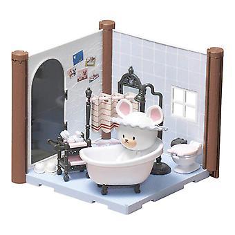 Kit de construção Haco Bath Bandai