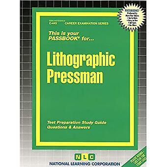 Litographic Pressman: Passbooks Studieguide (Karriärundersökning)