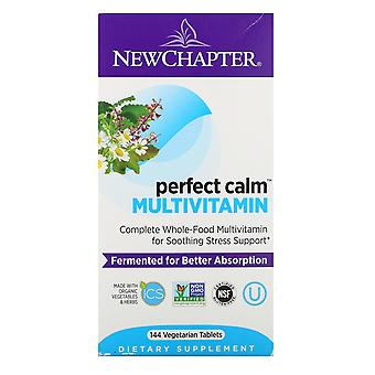 New Chapter, Perfect Calm Multivitamin, 144 Vegetarian Tablets