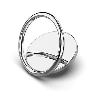 Tavara sertifioitu® magneettinen popgrip-puhelimen painike Imukuppi Kahva Pistorasian kiinnike Painike Jalusta Hopea