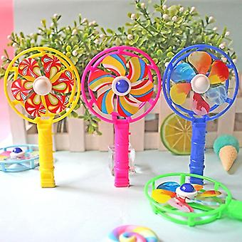 Kids Windmill Whistle Toy, Colorful Windmill Whistle Musical Developmental Toy