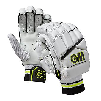 Gunn & Moore 2018 ST30 Cricket Batting Glove Protection White/Lime