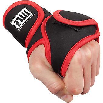 Deluxe gewichteten Titel Boxhandschuhe