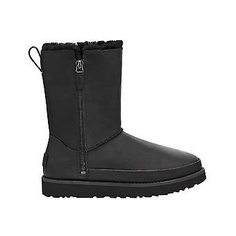 UGG Footwear UGG Women's Black Zip Leather Boot