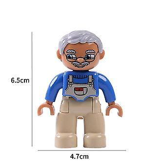 Duplo Akčné figúdel-stavebný blok kompatibilný s Lego