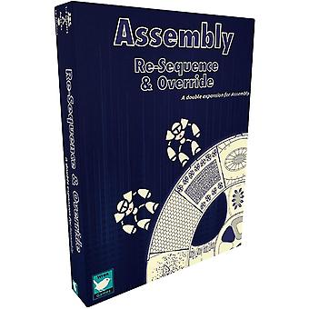 Re-Sequence & Override Assembly Expansion Pack