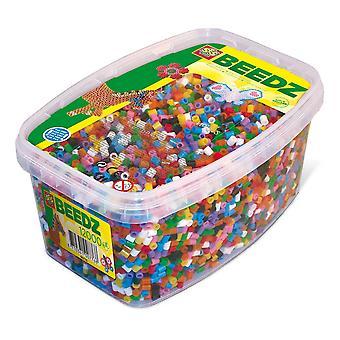 SES Creative Children's Beedz Iron-on Beads 12000 Glitter Iron-on Beads (779)