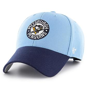 47 Brand Relaxed Fit Cap - MVP VINTAGE Pittsburgh Penguins