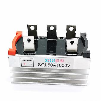 New Sql 50a 1000v Three-phase Bridge Rectifier Brushless Generator With