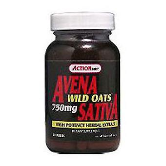 Natural Balance (Formerly known as Trimedica)  Avena Sativa Wild Oats, 100 Tabs