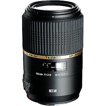 TAMRON SP 90mm F2.8 VC USD (F004) PENTAX (Silver Packing)