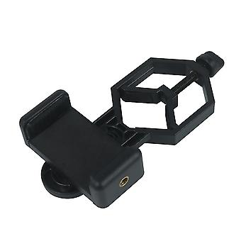 Universal Plastic Telescope Smart Phone Adapter- Mount For Binocular, Monocular