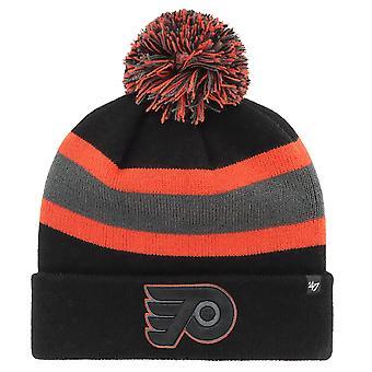 47 Brand Knit Winter Hat - BREAKAWAY Philadelphia Flyers