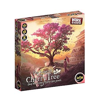 Legend of The Cherry Tree Board Game