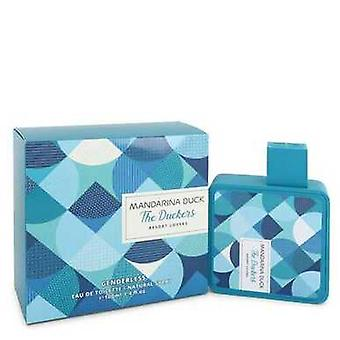 Resort Lovers By Mandarina Duck Eau De Toilette Spray 3.4 Oz (Frauen) V728-549931