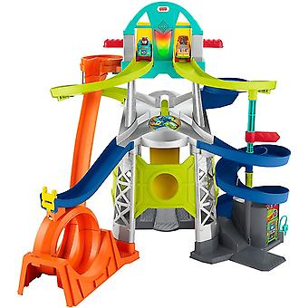 Fisher Hinta Little People Wheelies Launch & Loop Playset
