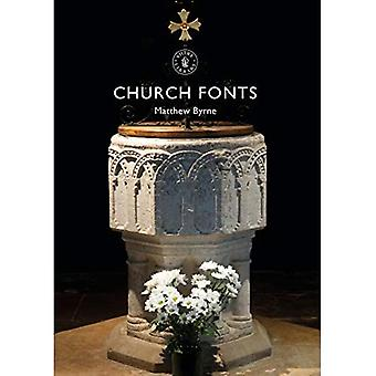 Church Fonts (Shire Library)