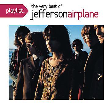 Jefferson Airplane - Playlist: The Very Best of Jefferson Airplane [CD] USA import
