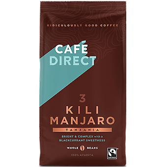 Cafedirect Fairtrade (FCR0004N) Kilimandjaro R&G Café 6 x 227g