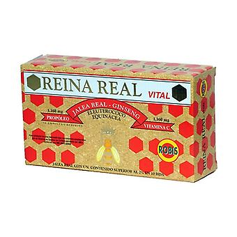 Royal Jelly Queen Vital 30 ampoules