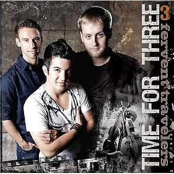 Time for Three - 3 Fervent Travelers [CD] USA import