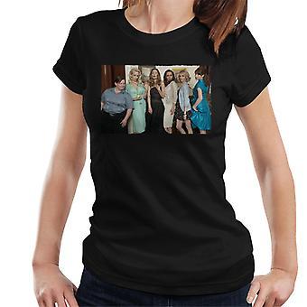 Brudtärnor Cast Foto Kvinnor&apos,s T-shirt