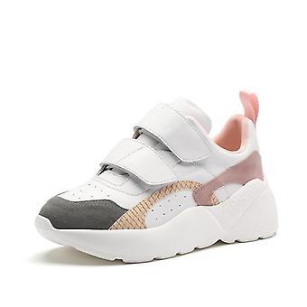 Women Flat Platform Fashion Casual Thick Bottom Chunky Sneakers Shoes