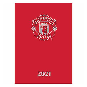 Manchester United FC 2021 A5 Diary