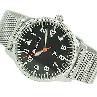 Aristo Messerschmitt Men's clock Fliegeruhr ME-134M