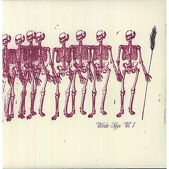 Wooden Shjips - Wooden Shjips: Vol. 1 [Vinyl] USA import