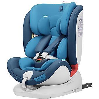 أبرامو كل مرحلة الطفل مقعد السيارة مجموعة 0 + 1/2/3 أزرق ملكي