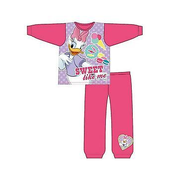 Disney Girls Sweet Like Me Daisy Ankka Pyjama Setti