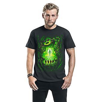 Ghostbusters Unisex Adulto Dan Mumford T-Shirt