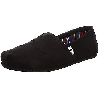 TOMS Mens Canvas Classics Slip-On