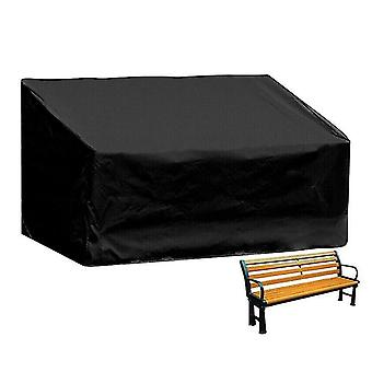 Patio High Back Chair Cover, Waterproof And Durable Outdoor Stackable Chair Cover