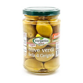 "Whole green olives ""bella di cerignola"" in brine 280 g"