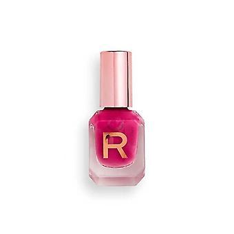 Makeup Revolution High Gloss Nail Polish 10ml - Viva