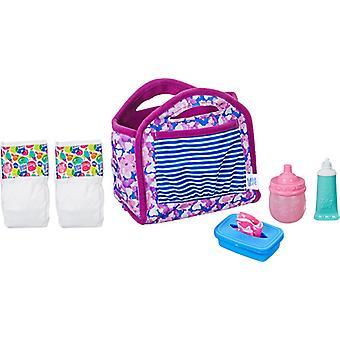 Baby Alive Diaper Bag Ref USA import