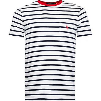 Polo Ralph Lauren Striped Pocket T-Shirt