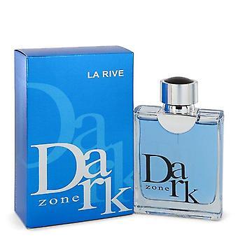 La Rive Dark Zone Eau De Toilette Spray av La Rive 3 oz Eau De Toilette Spray