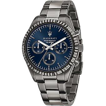 Mens Watch Maserati R8853100019, Quartz, 43mm, 10ATM