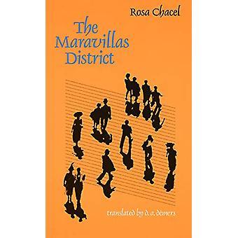 Rosa Chacelin Maravillas-alue - 9780803263536 Kirja