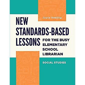 دروس جديدة قائمة على المعايير لأمين مكتبة المدرسة الابتدائية المزدحمة -