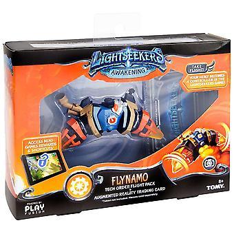 Lightseekers flynamo tech order flight pack