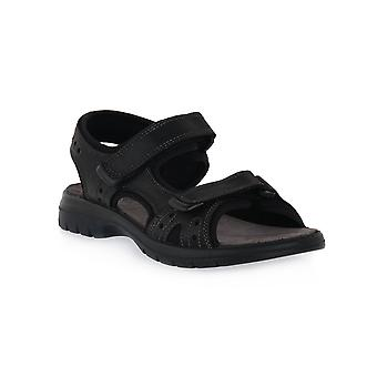 Imac black tiger sandals