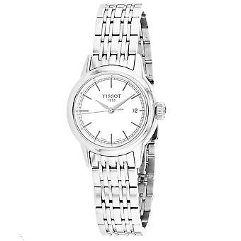 Tissot Women's Carson White Dial Watch - T0852101101100